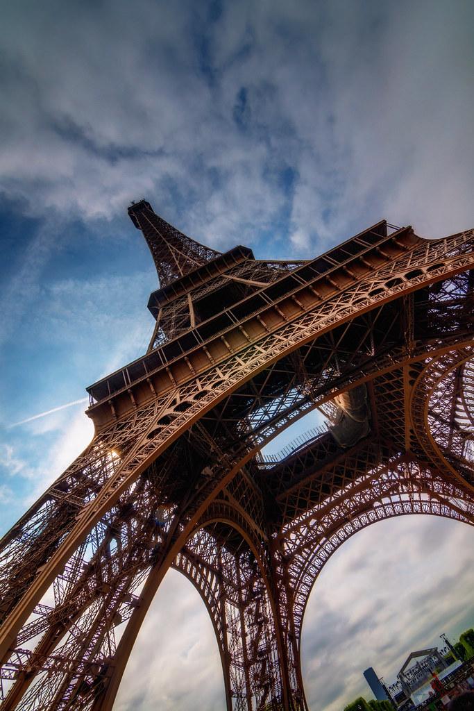 Eiffel Above