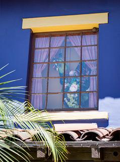 Window In Fiesta Village