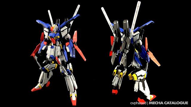 BTF - 1/100 MSZ-010 ZZ Gundam