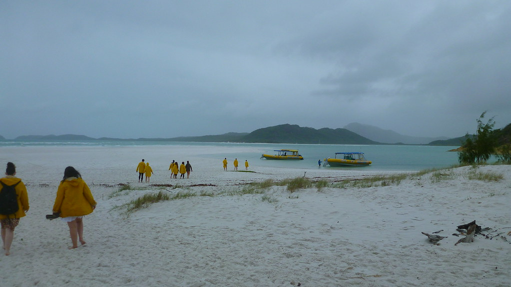 airlie beach, whitsundays, whitsunday island, border island, hill inlet, whitehaven beach, ocean rafting, hook island, thrilla
