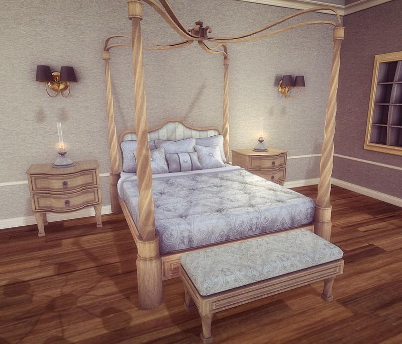 glamorous furniture elegance bedroom by dysfunctional designs glamorous furniture. Black Bedroom Furniture Sets. Home Design Ideas