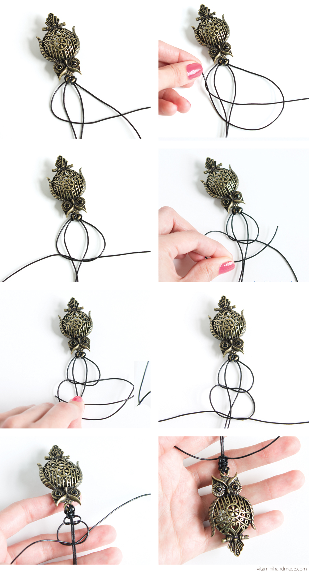 DIY Macrame Key Fob