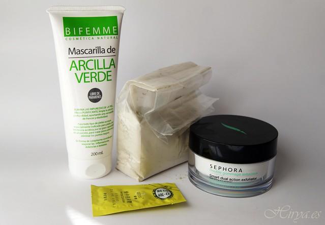 Arcilla Verde Bifemme / Smart Dual Action Sephora