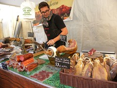 charcuterie, meat, food, butcher, cuisine,