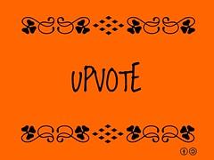 Buzzword Bingo: Upvote