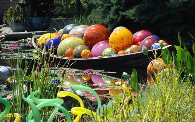 Photo:Chihuly at Denver BG By iagoarchangel