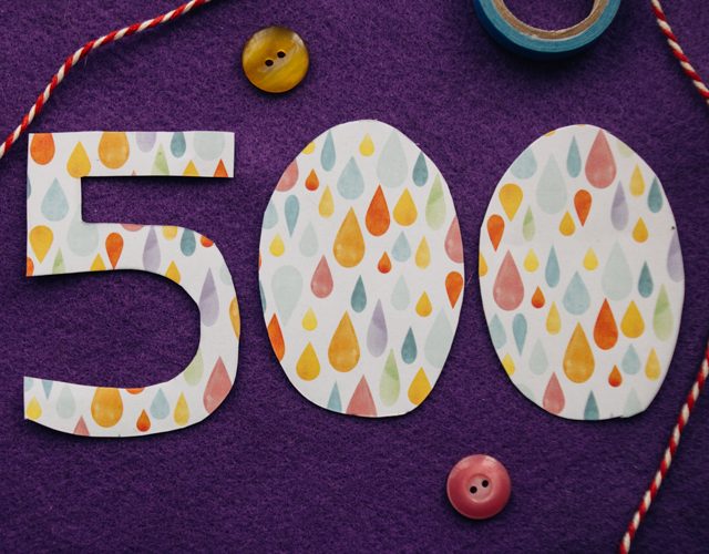 five hundred