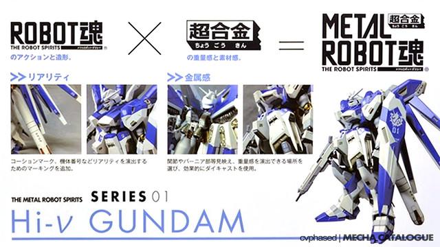 BLOG: METAL ROBOT Damashii <Side MS> Hi-Nu Gundam
