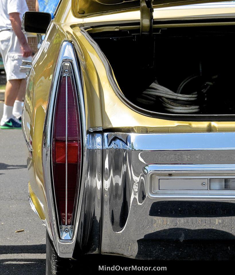 1971 Cadillac Sedan DeVille Taillight