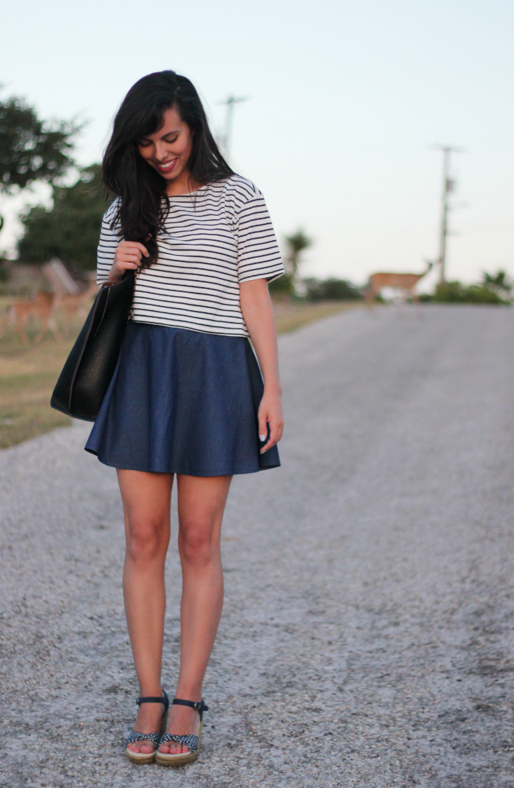 minimalist outfit, austin based style blog