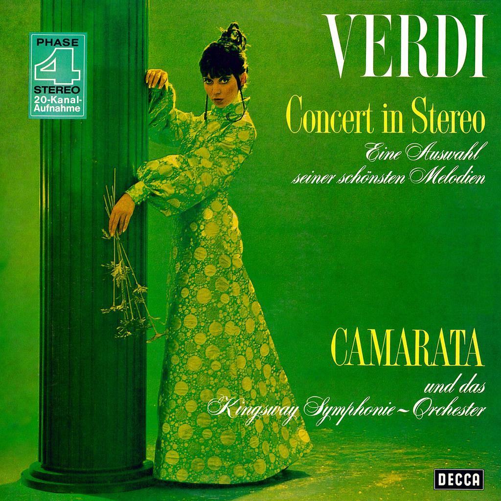 Tutti Camarata - Concert in Stereo