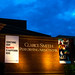 New NextNOW banner displayed at The Clarice Smith Performing Arts Center. Photo by Dylan Singleton.