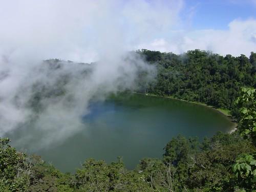 Chikabal volcano