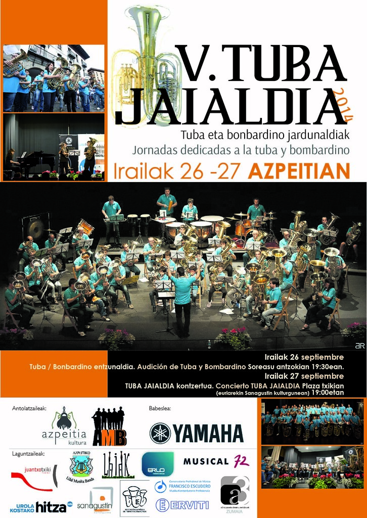 Tuba Jaialdia 2014
