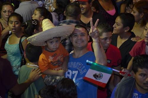 Grito de Independencia Nuevo Laredo 9
