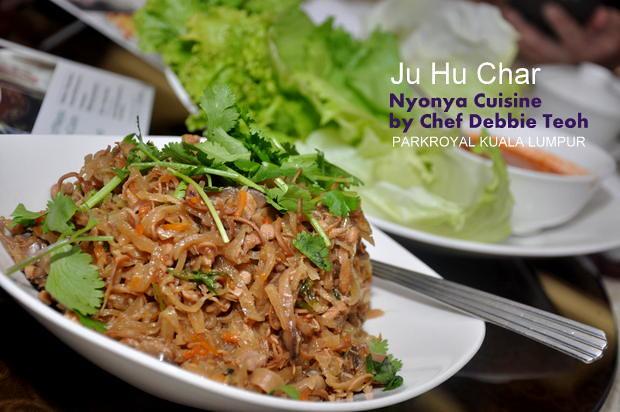 Nyonya Cuisine by Debbie Teoh PARKROYAL KUALA LUMPUR 2