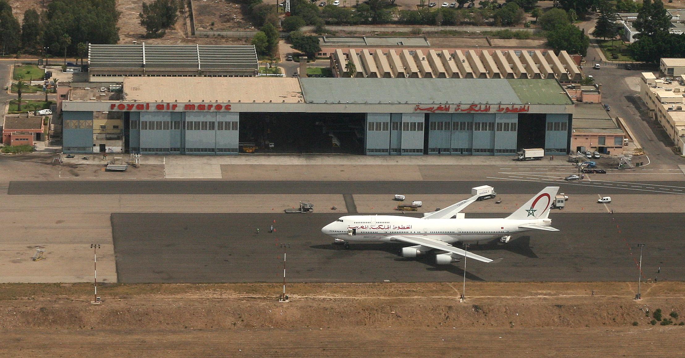 Royal Air Maroc - Page 14 15132050448_0da821f08c_o