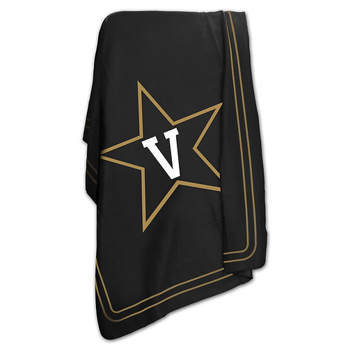 Vanderbilt Commodores NCAA Classic Fleece Throw