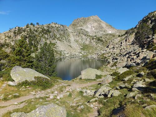 Lac du Gourg de Rabas 221