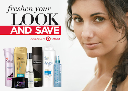 Freshen Your Look and Save at Target with #FreshLookSavings