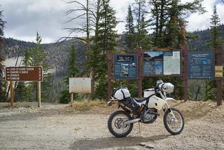 Loon Creek Pass