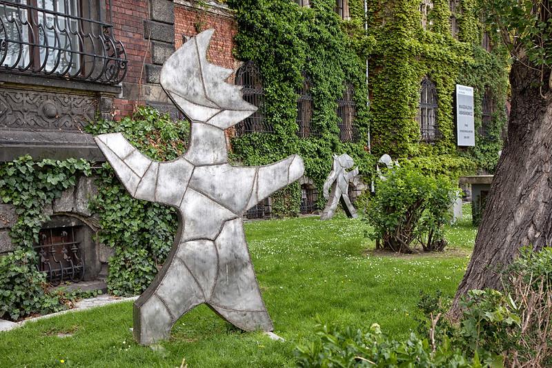Esculturas Museo Nacional de Wroclaw