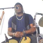 Amani Festival 2014 - Musiciens Lokua Kanza