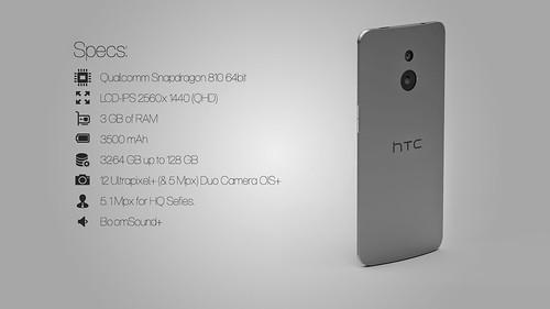Характеристики HTC One (M9)