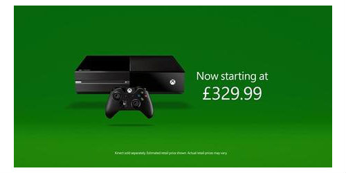 Xbox One outsell PS4 in UK