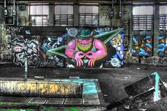 ABANDONED ART ♦ Stellwerk H ♦ Berlin