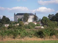 CHÂTEAU DE LA ROCHANDRY - Photo of Étriac
