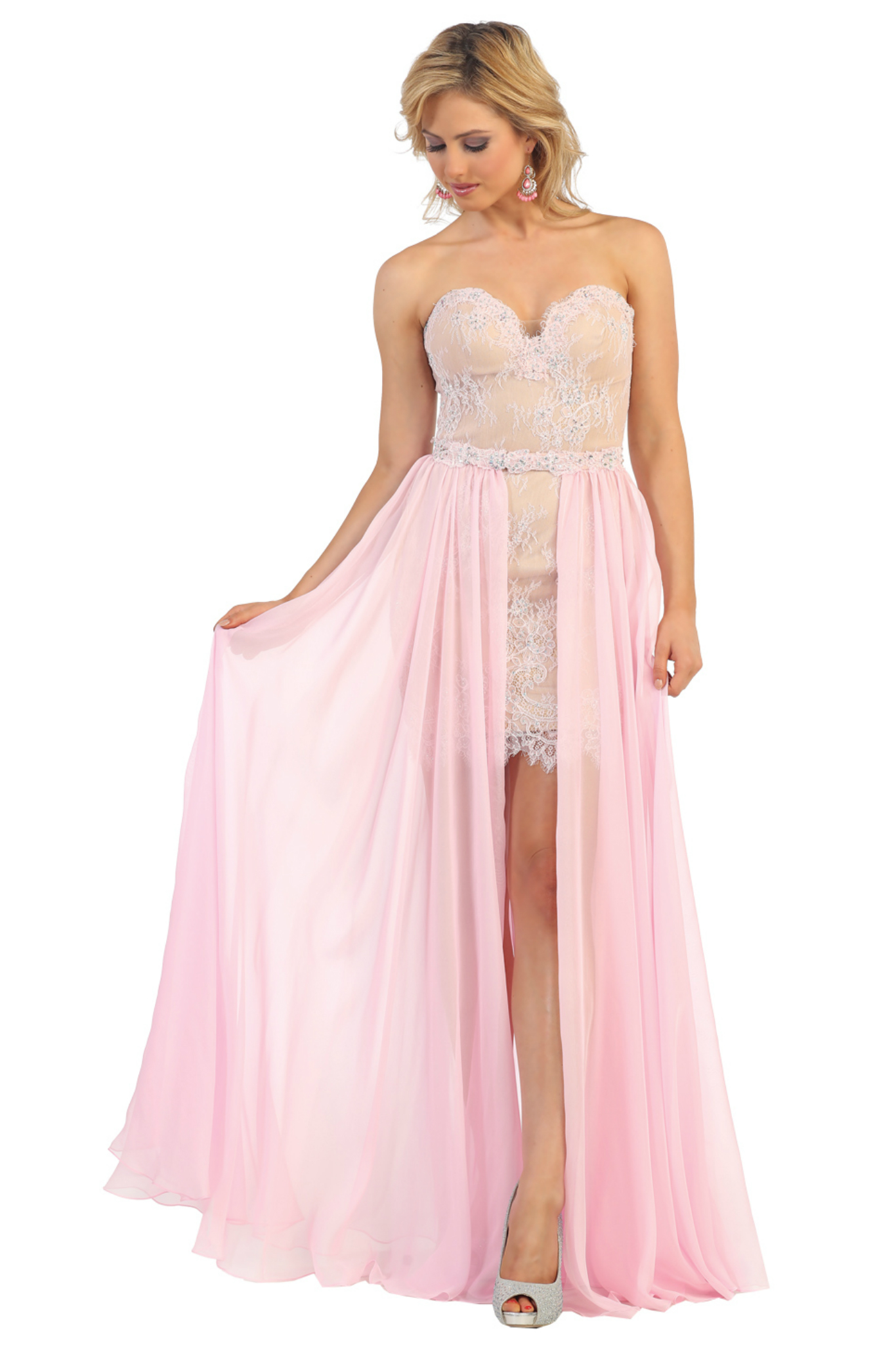 Bridal Trends: Wedding Dresses with Detachable Skirts ... |Dresses With Detachable Skirts