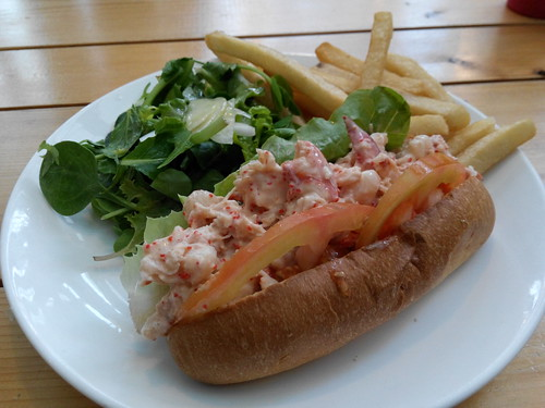Boston Premium Lobstah Roll