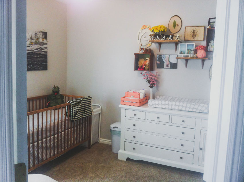 cordelia's nursery tour. | indiejane photography