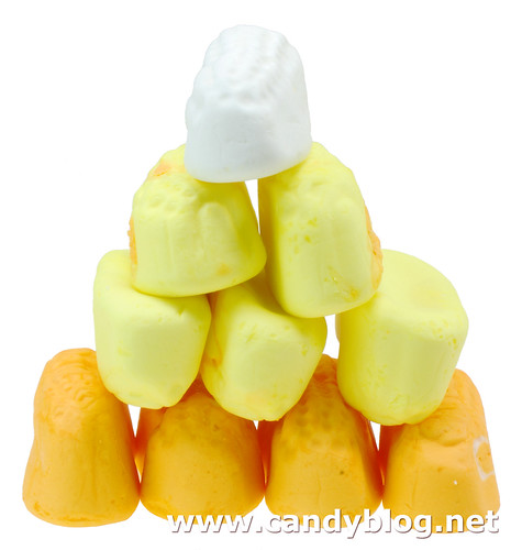 Melster Marshmallow Candy Corn Peanuts