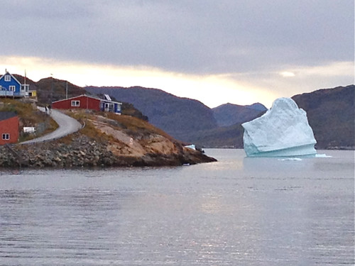 Greenland - Qaqortoq iceberg