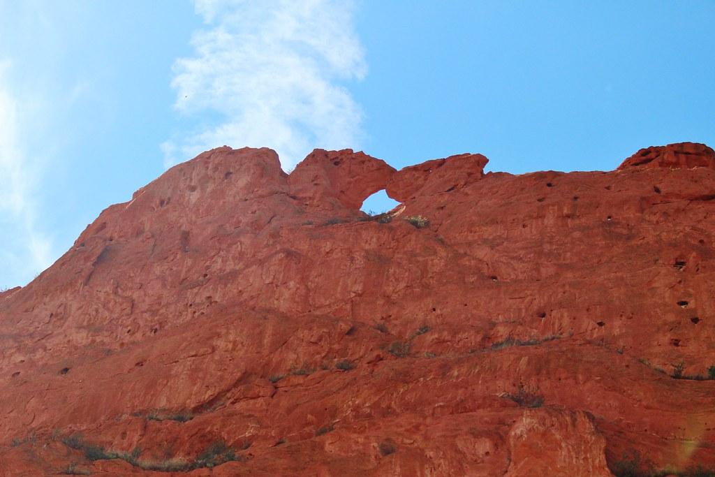 Colorado Sept '14 garden of the gods kissing camels
