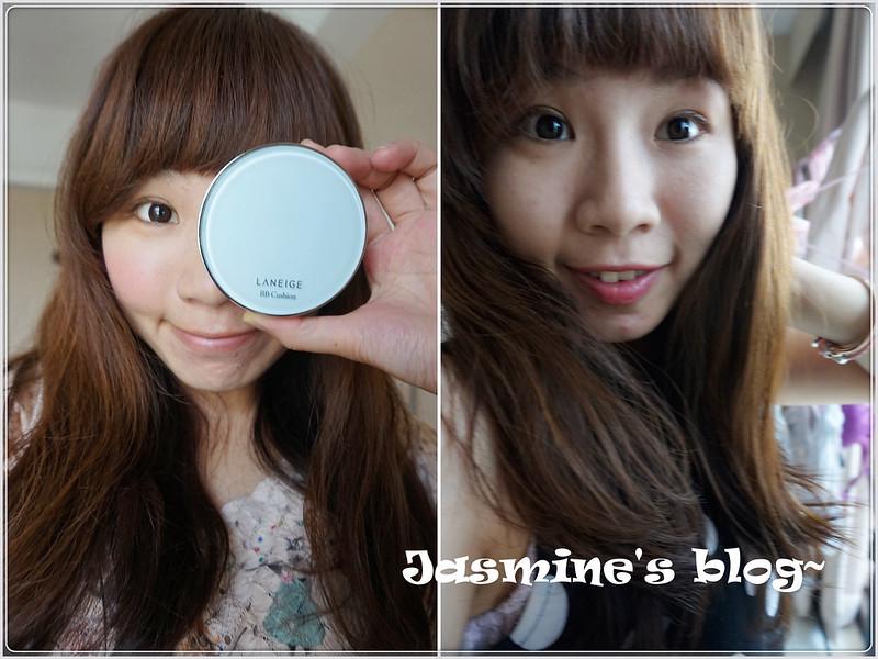 ▌美妝 ▌體驗 LANEIGE蘭芝 BB舒芙蕾水凝霜(氣墊粉餅)毛孔隱形打造女神妝容