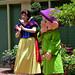 Snow White and Dopey by disneylori
