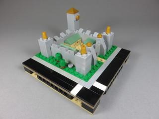 Micropolis Castle
