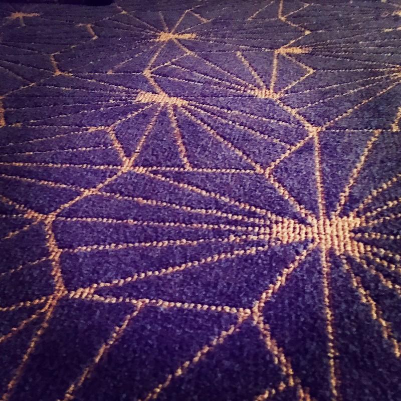 Connectivist Carpet