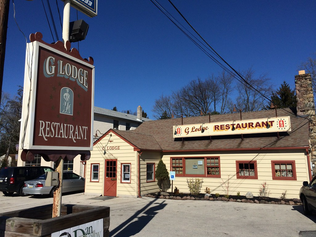 G Lodge Restaurant Phoenixville PA - Retro Roadmap