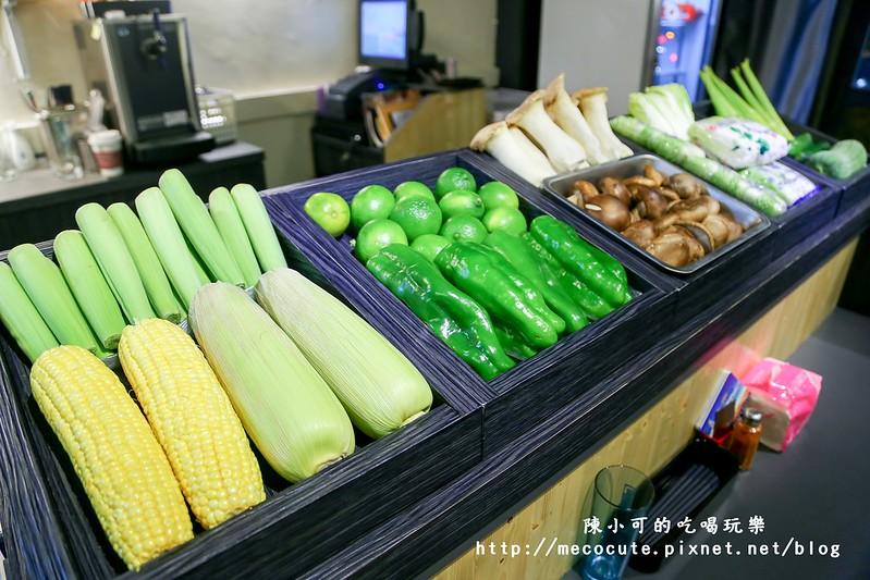 原木,市民大道燒烤店,燒烤.海鮮,美食 @陳小可的吃喝玩樂
