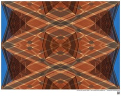 Modern Mandala Title: Billy Bush, The Scapegoat Theory or CSULA Luckman Fine Arts  Complex XXVI  #BartRoss ©2016  #calstatela #mirrored #artists_magazine #abstractphotography #artprints #sharingart  #Curator #LAart #abstraction #ArtPhotography #
