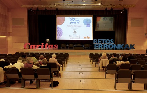 Congreso Caritas Gipuzkoa