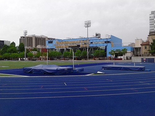 Varsity Stadium on a cloudy weekend day (1)