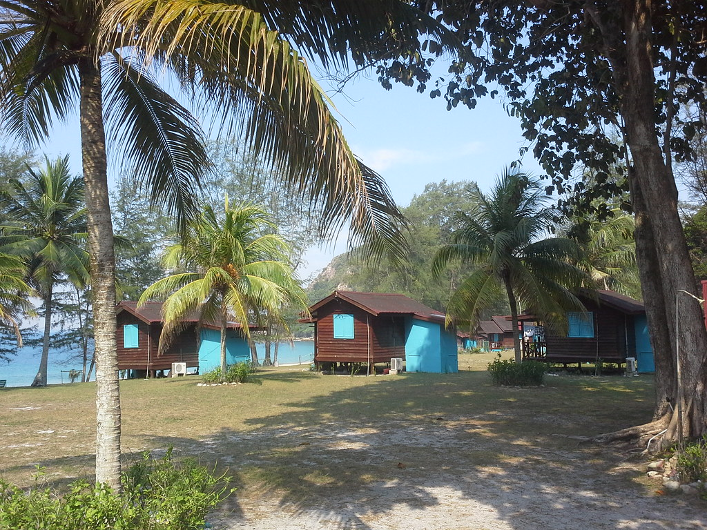 Chalet chalet di twin beach resort