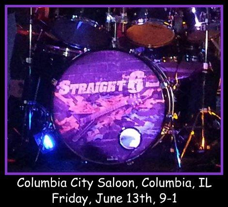 Straight 6 Band 6-13-14
