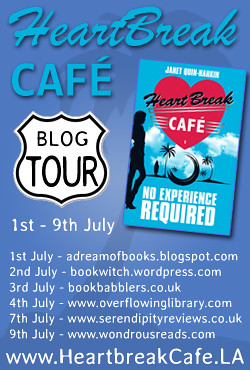 HeartBreak Café blog tour