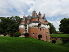 Tour Normandie 208 Chateau de Rambures